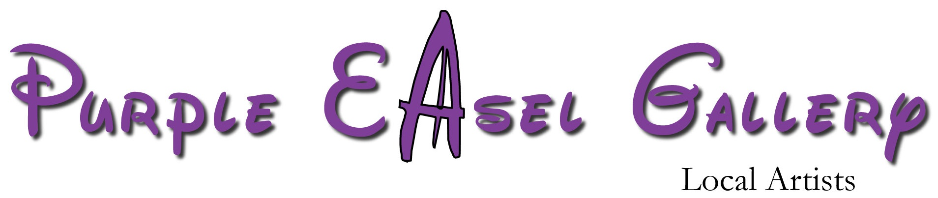The Purple Easel Gallery